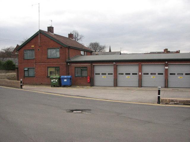 Morpeth Ambulance Station