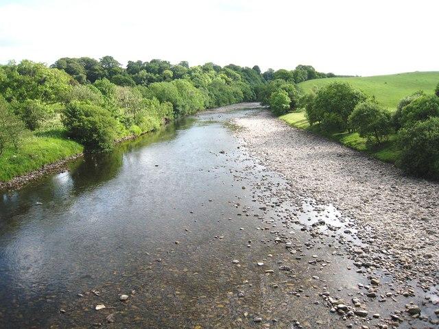 River South Tyne near Haltwhistle
