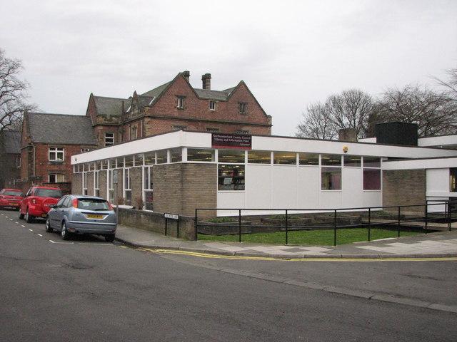Morpeth Public Library