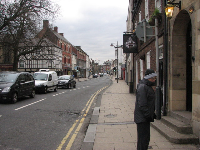 Bridge Street, Morpeth