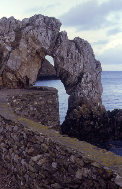 Natural Arch, Porth Wen