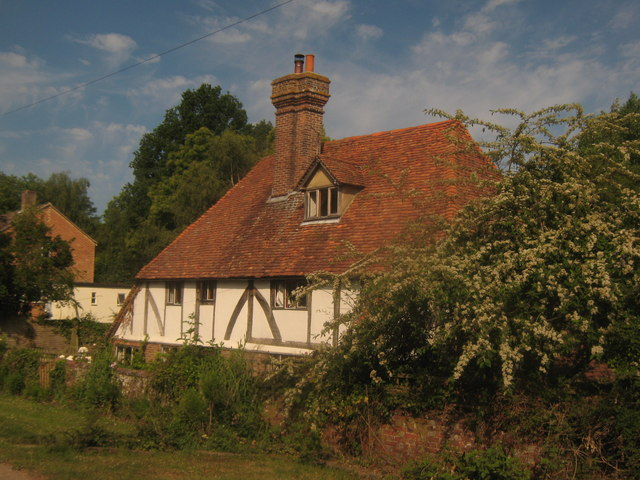 Hill Hoath Farmhouse