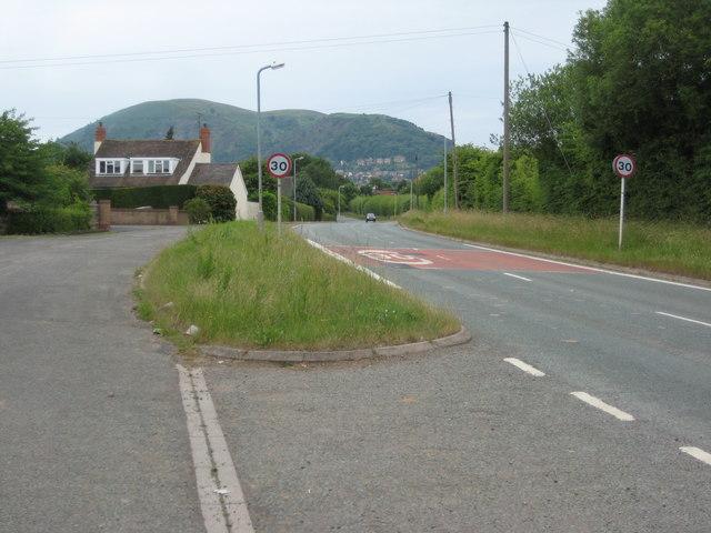 Leigh Sinton Road, Malvern