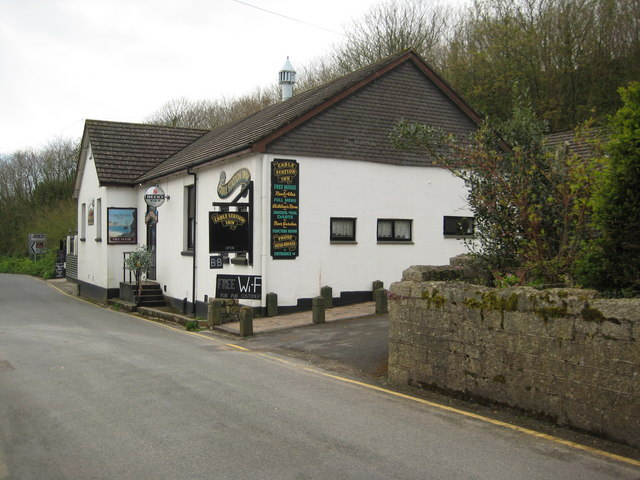 Cable Station Inn, Porthcurno