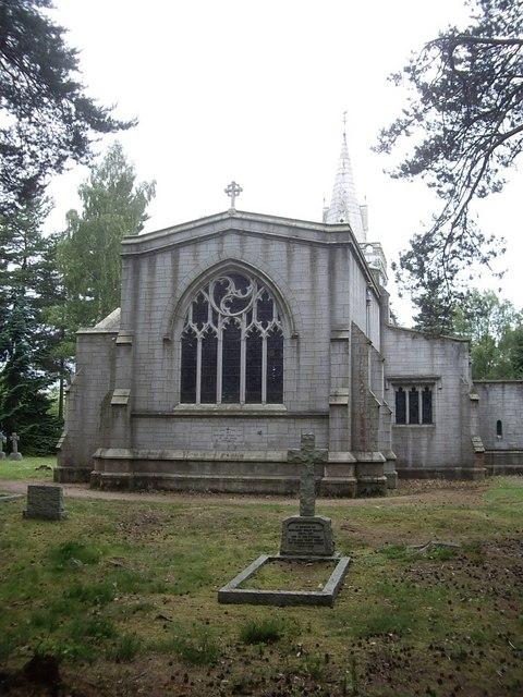 St Thomas Scottish Episcopalian church, Aboyne