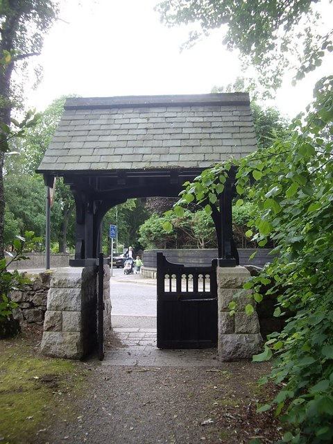 Lych Gate, St Thomas Church