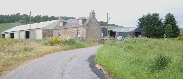 Tilphoudie farmstead
