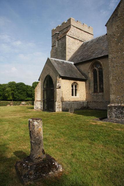 St Nicholas Church, Landwade