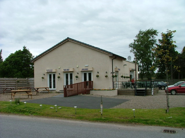 Dalwhinnie Tearoom, Bar and Bunkhouse