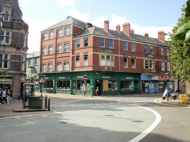 Books, Newport