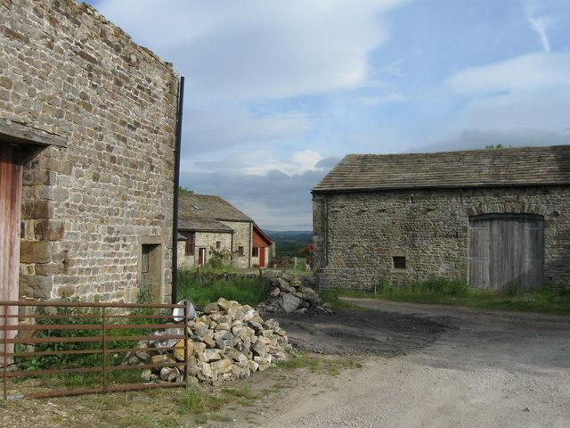 Lower Monubent Farm