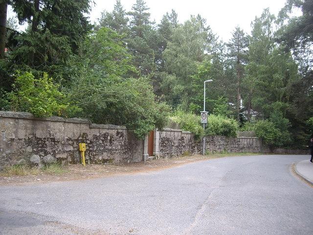St Eunan's Road, Aboyne