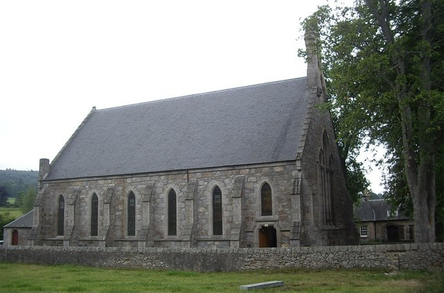 Church of Scotland, Kincardine O'Neil