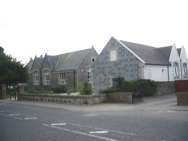 Kincardine O'Neil School