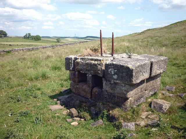 Masonry structure, Barcombe