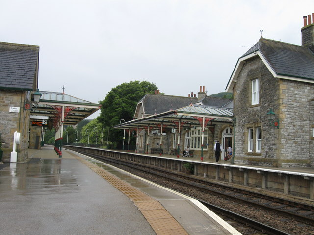 Grange-over-Sands, Railway Station