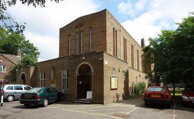 St Augustine Southborough Lane, Bromley Common, Kent
