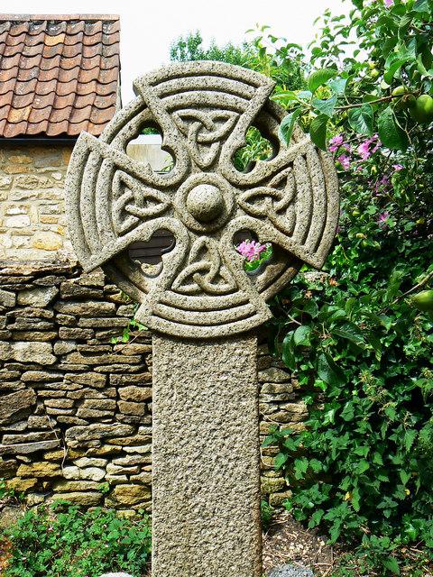 Gravestone, St Nicholas' Church, Biddestone