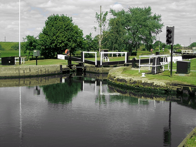 Aire And Calder Navigation, Kings Road Lock