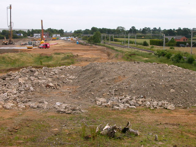 Barby Nortoft Construction Site