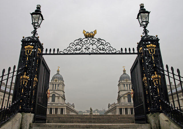 Water Gate, Old Royal Naval College, Greenwich