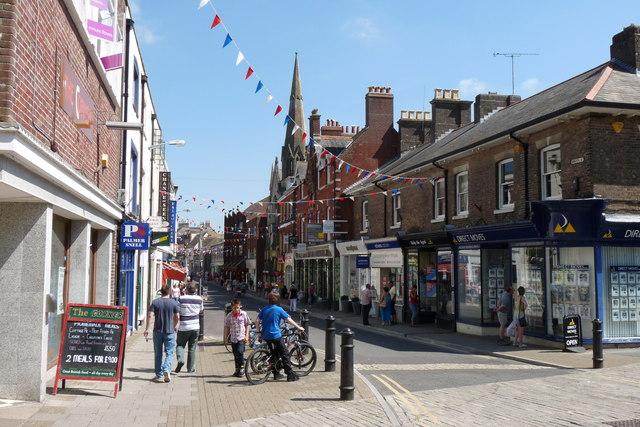 South Street, Dorchester, Dorset