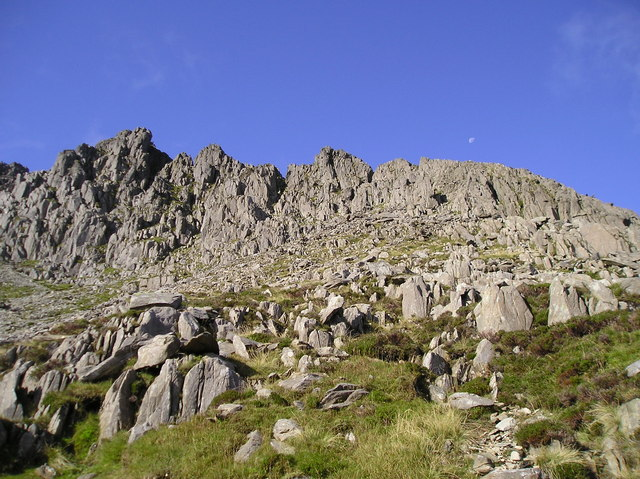 Bristly Ridge