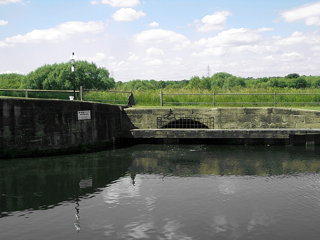Aire & Calder Navigation, Kings Road Lock
