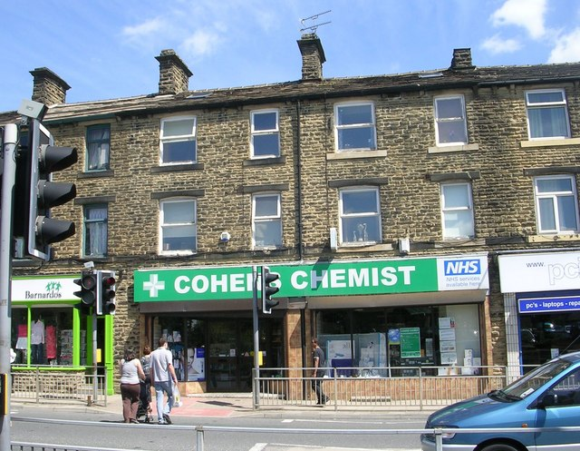 Cohens Chemist - Otley Road