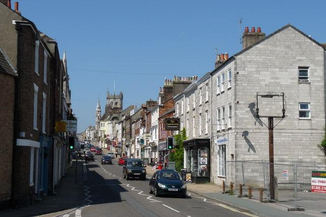 High Street East, Dorchester, Dorset
