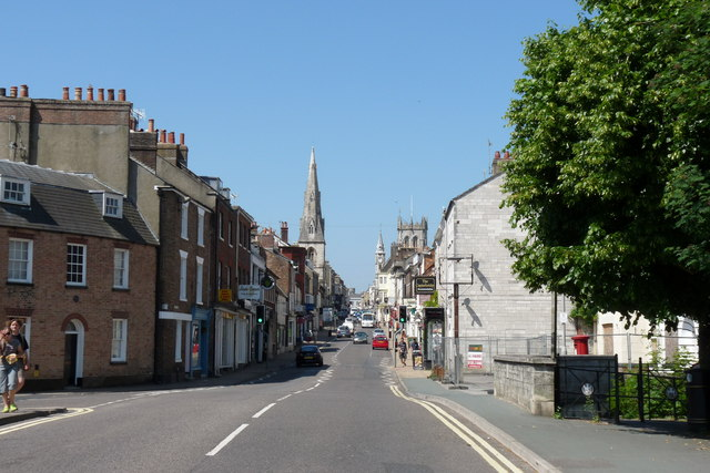 High Street East, Dorchester, Dorset