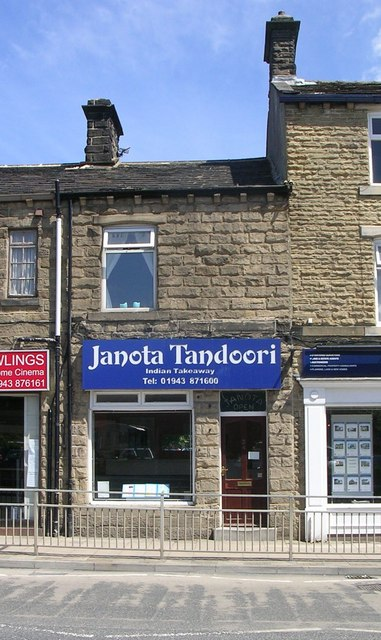 Janota Tandoori - Otley Road
