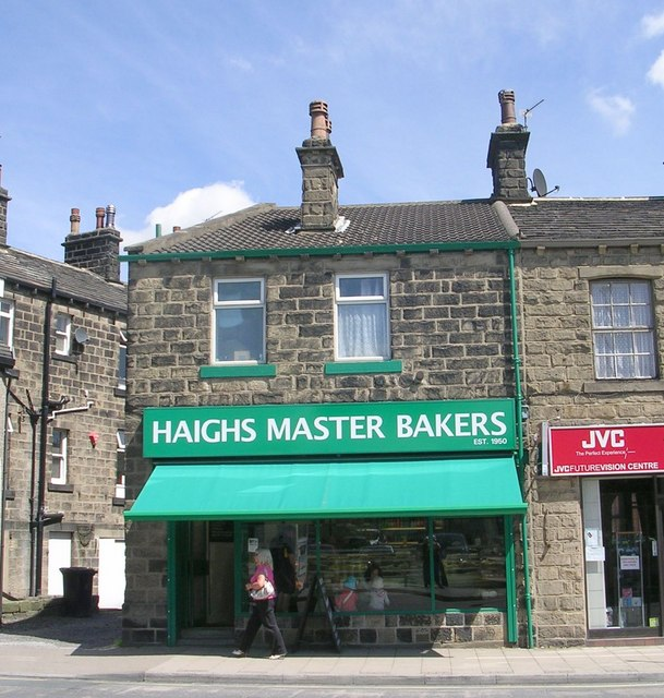 Haighs Master Bakers - Otley Road