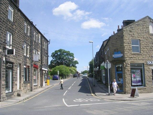 Springfield Road - Otley Road