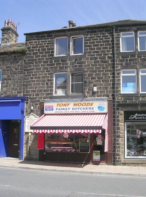 Tony Woods Butcher - Otley Road