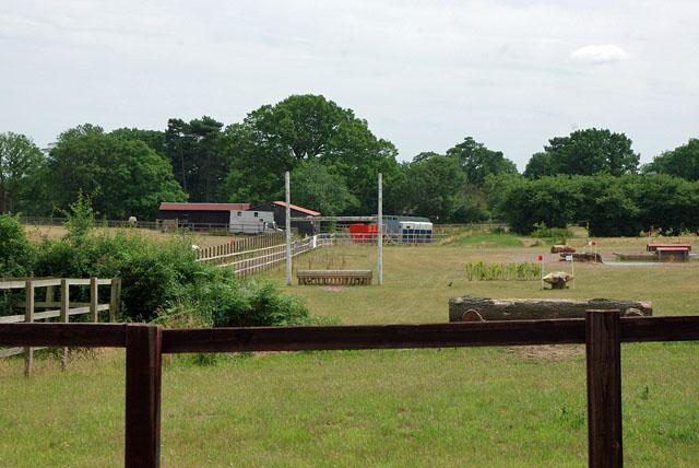 Hurdles for horses
