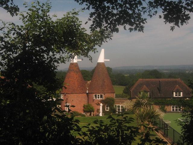 Newhouse Farm Oast House