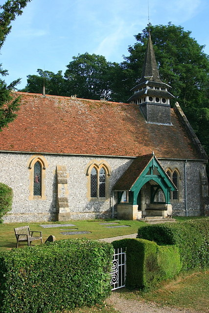 Church of St Lawrence, Weston Patrick