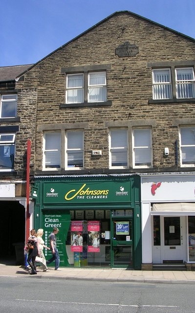 Johnsons the Cleaners - Otley Road
