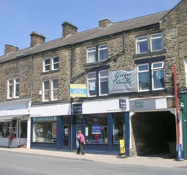 Rayner & Copley Opticians - Otley Road