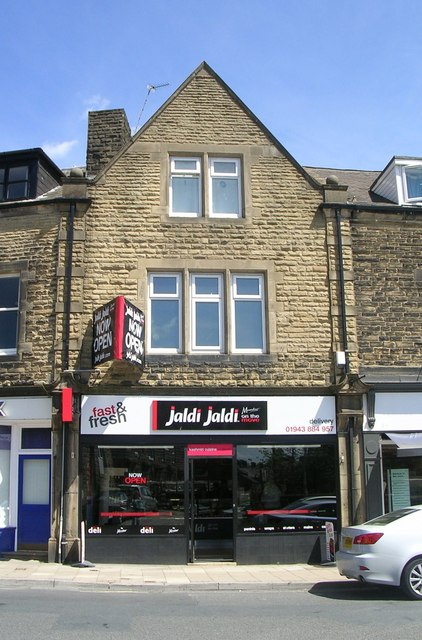 jaldi jaldi Takeaway - Otley Road