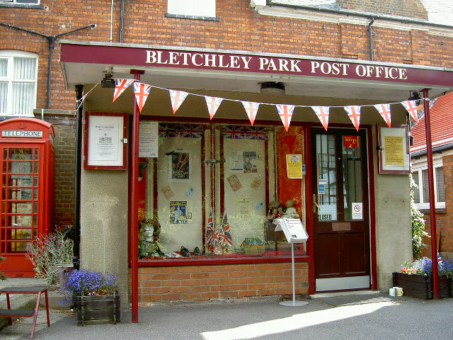 Post Office, Bletchley Park