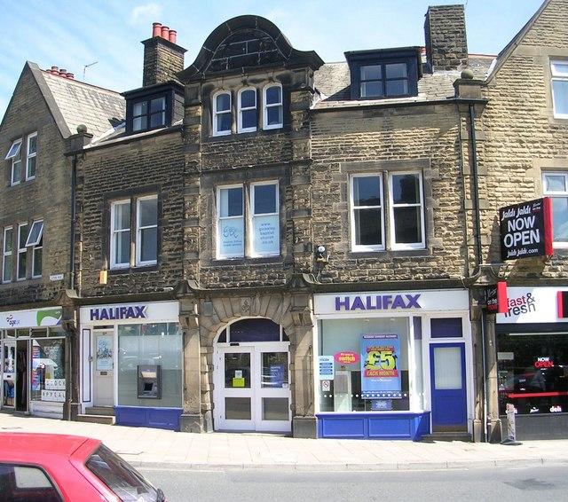 Halifax - Otley Road