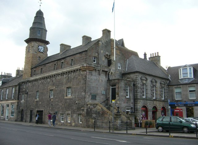 Musselburgh Tolbooth