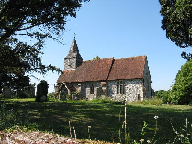St James church Heyshott