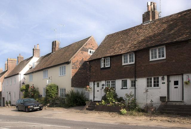 Bletchingley High Street