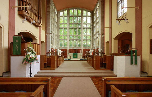 St Mary, Kingswood Road, Shortlands, Kent - Chancel