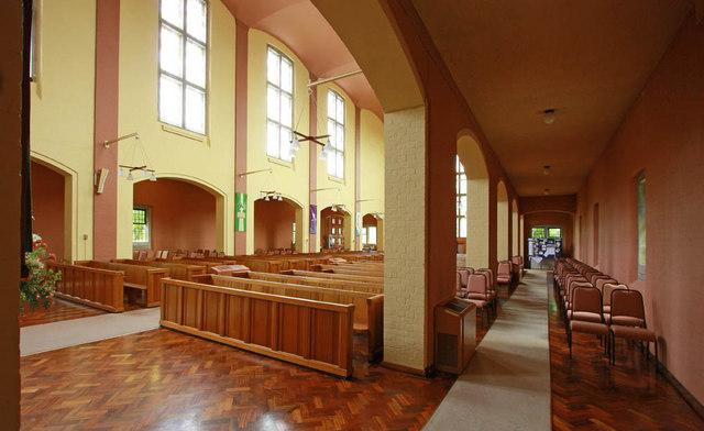 St Mary, Kingswood Road, Shortlands, Kent - Interior