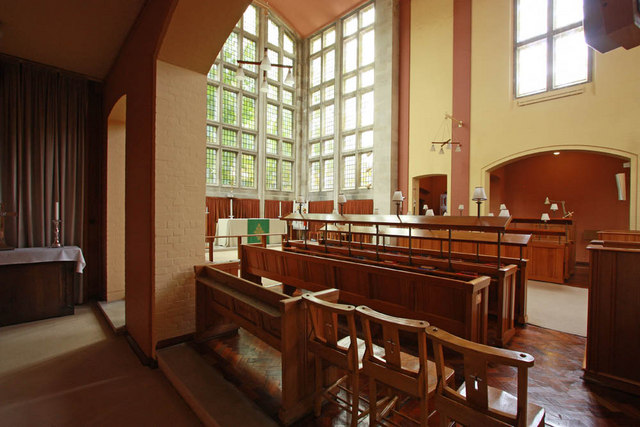 St Mary, Kingswood Road, Shortlands, Kent - Chancel