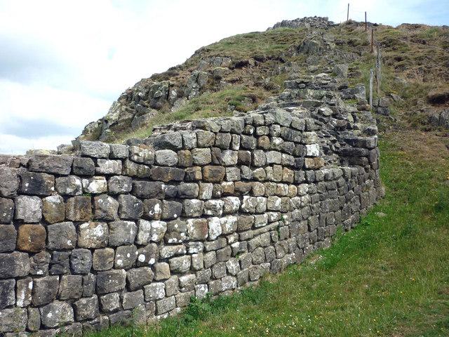 The Wall at Thorny Doors